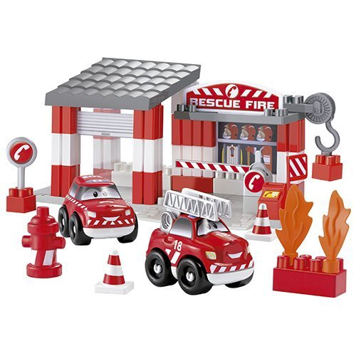 FIRE RESCUE STATION & VEHICLES