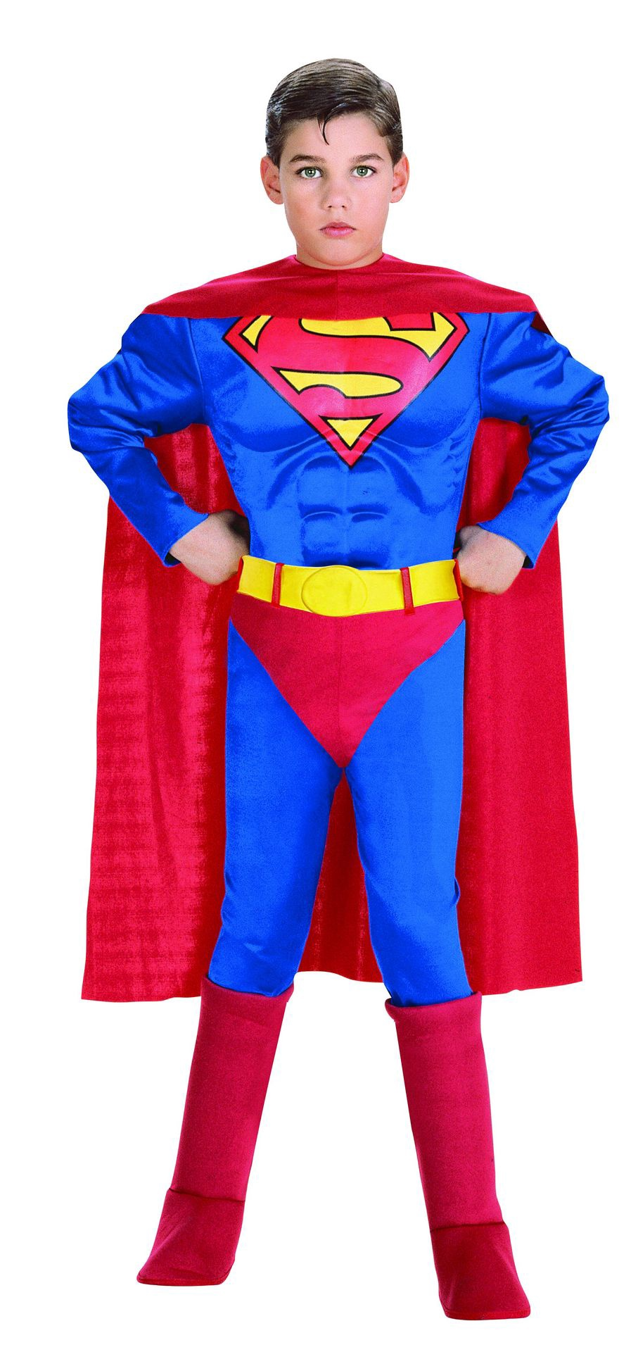MUSCLE CHEST SUPERMAN SMALL