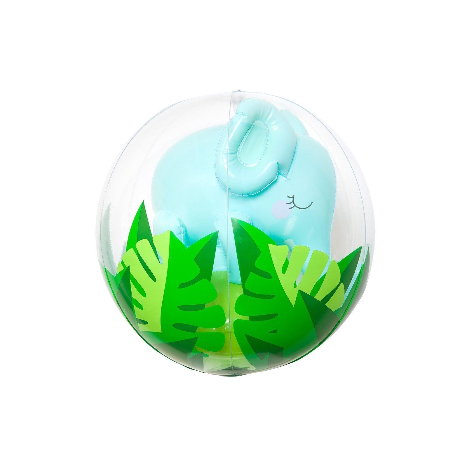 Sunny Life 3D Beach Ball Elephant
