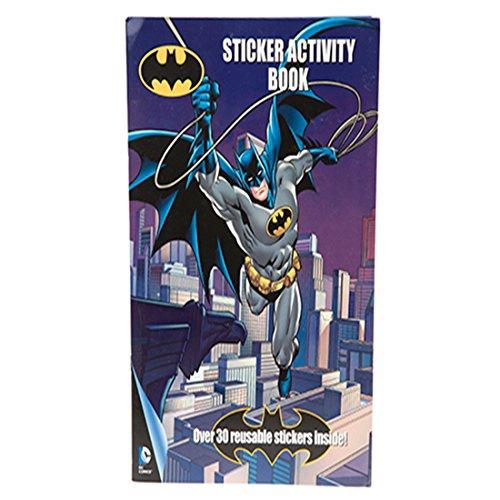 DC BATMAN STICKER ACTIVITY PACK