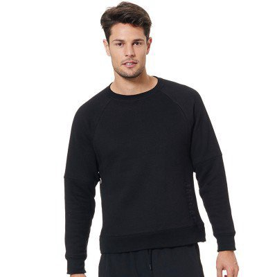 mens fleece zipper sweat