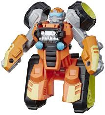 TRANSFORMERS RESCUE BOTS ACADEMY BRUSHFIRE