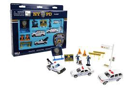 NYPD PLAYSET