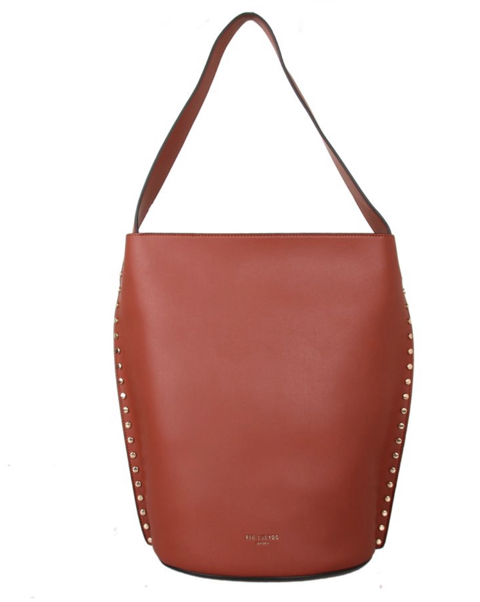 lara XL  Studded Bucket Bag