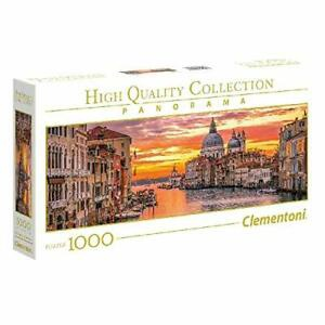 1000 PC PUZZLE THE GRAND CANAL VENICE