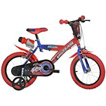 SPIDER-MAN BICYCLE  16''