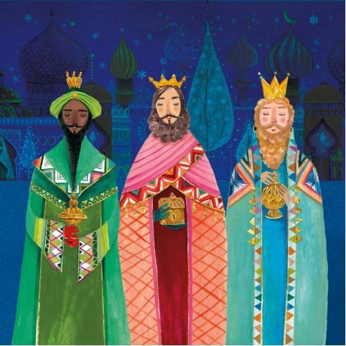Holy Three Kings Serviettes