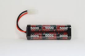 Enrichpower #ENF5000SC Battery 7.2V 5000MAH NiMh