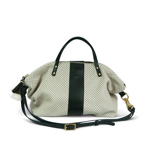 Chalk Perf Devon Holdall Bag