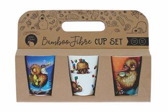 KUWI'S BAMBOO CUPS
