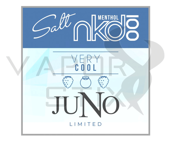 Juno & Naked100 Salt Very Cool Pods