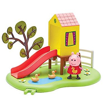 PEPPA'S OUTDOOR FUN SLIDE