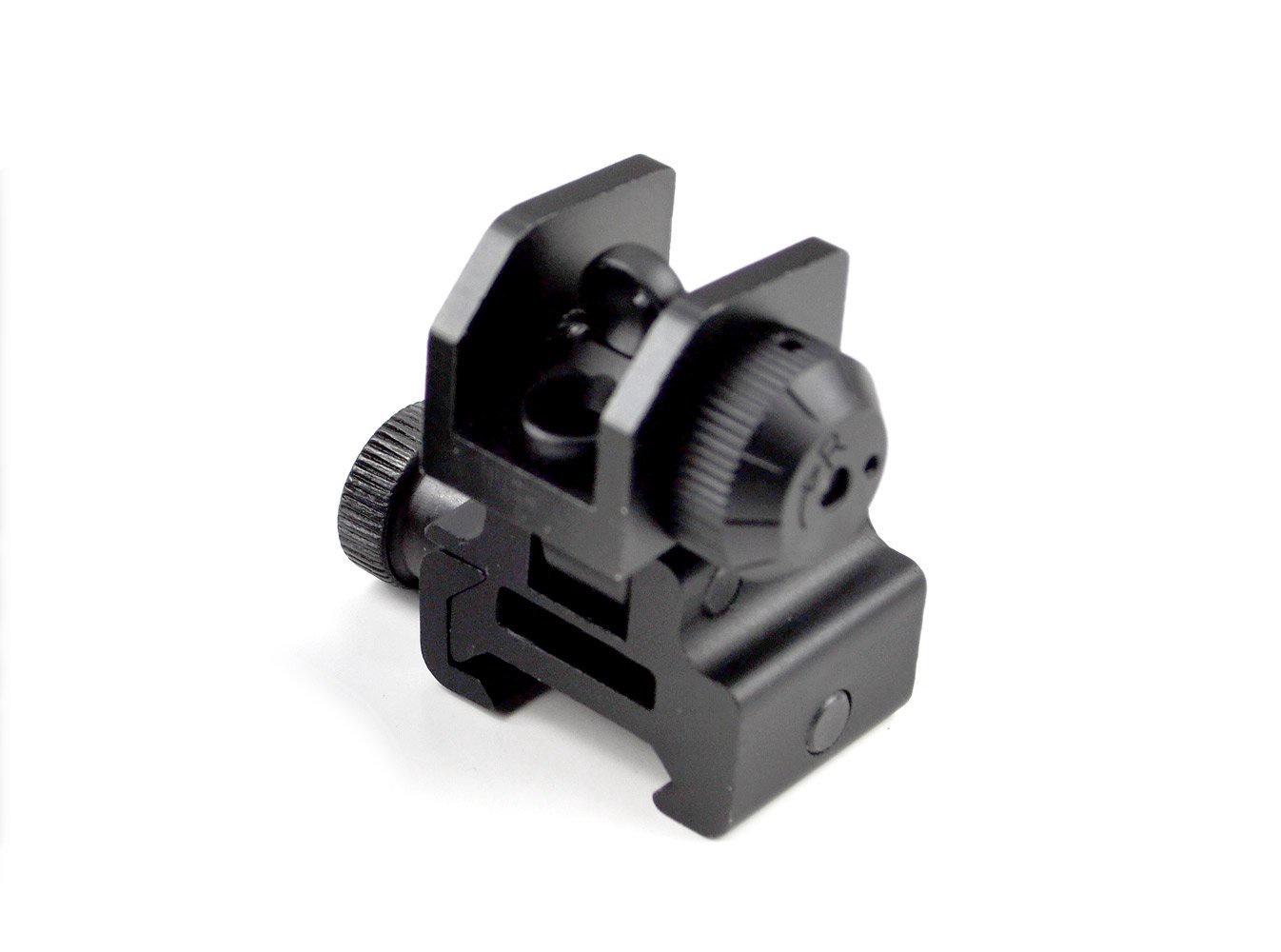 sniper mflrs01 flip up rear sight kdl solutions