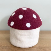 TOADSTOOL TRINKET BOX