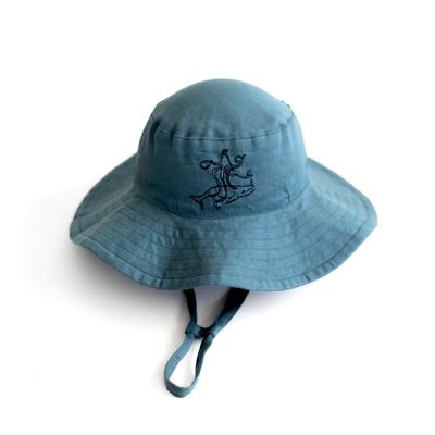 TEAL SUN HAT