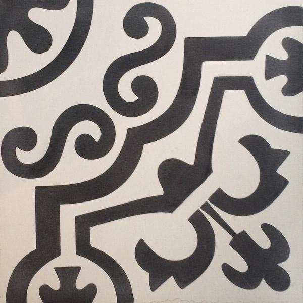Handmade Tile | Royal Ornaments