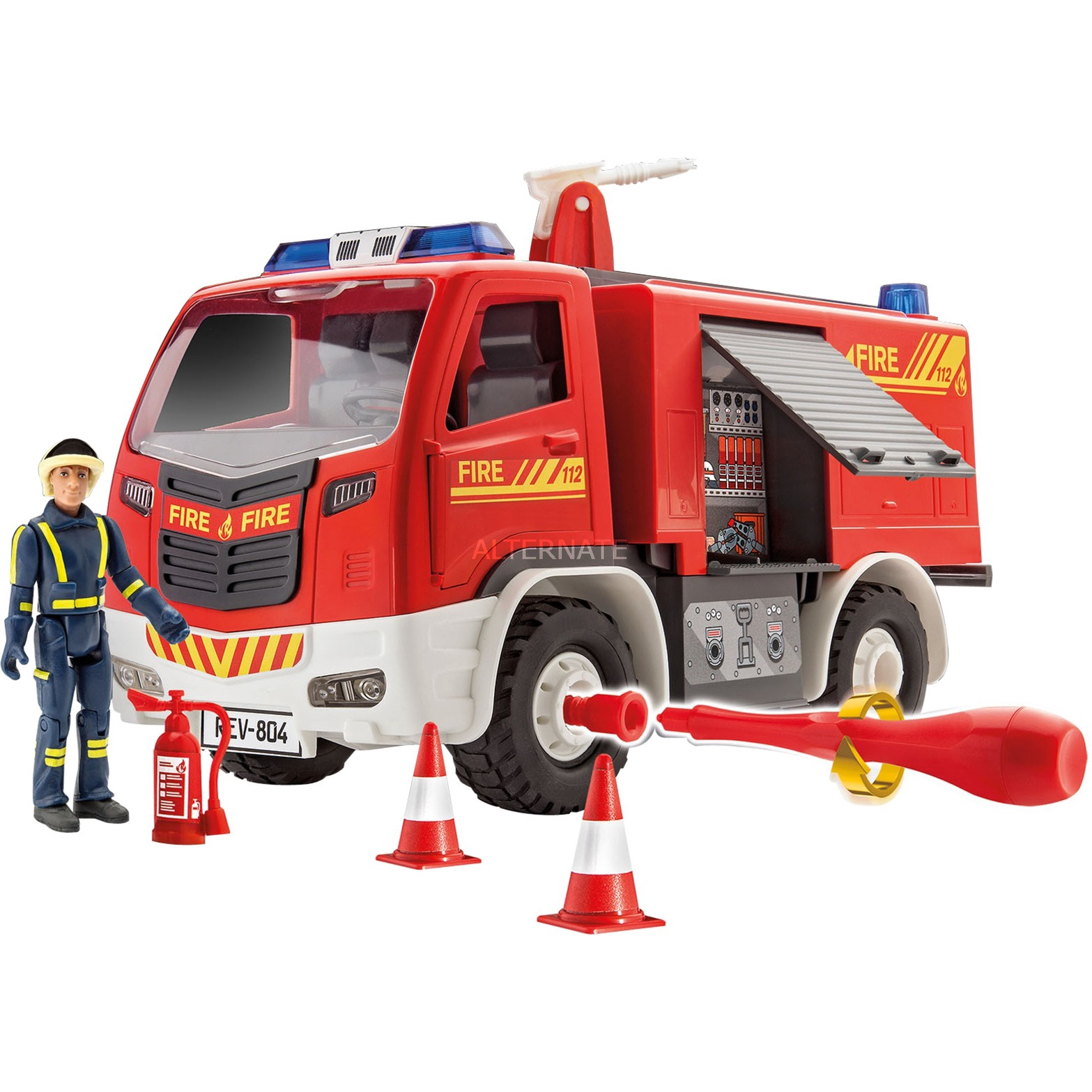 FIRE ENGINE JUNIOR KIT