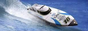 Kyosho #40132T2UB Jetstream 600 Electric Ready Set Boat