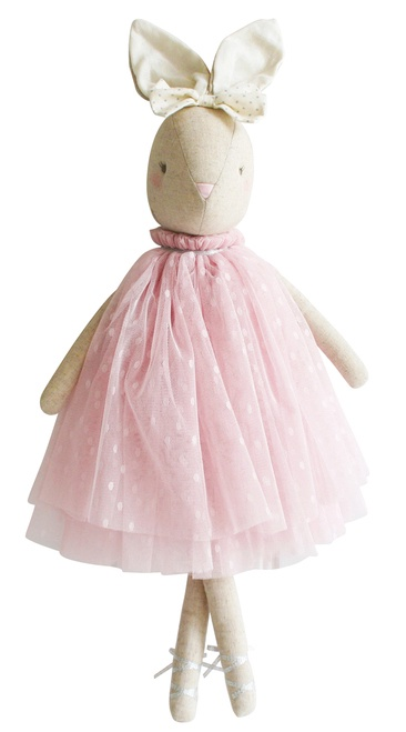 Alimrose Daisy Bunny - Blush