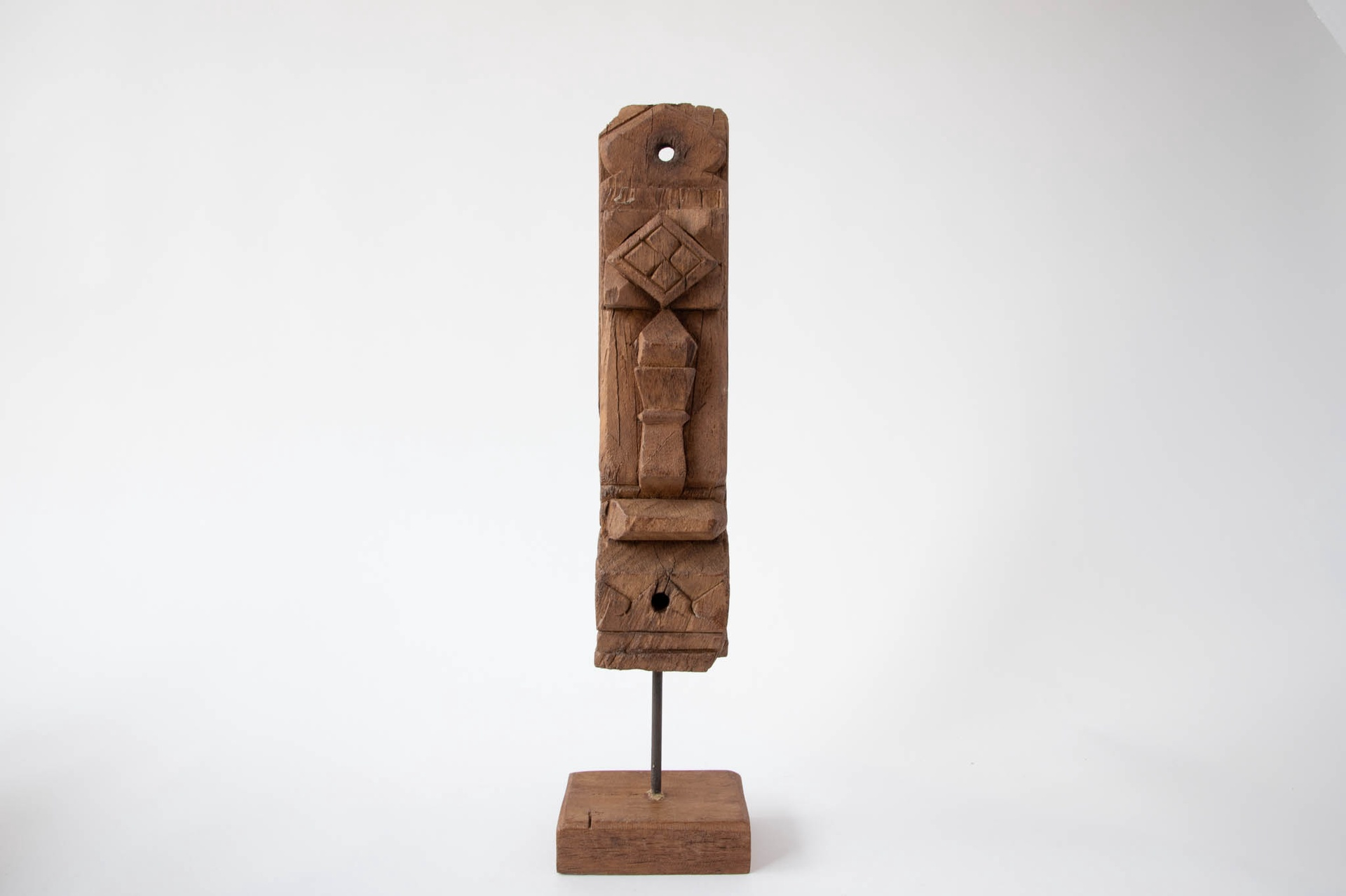 Architectural Wooden Stand