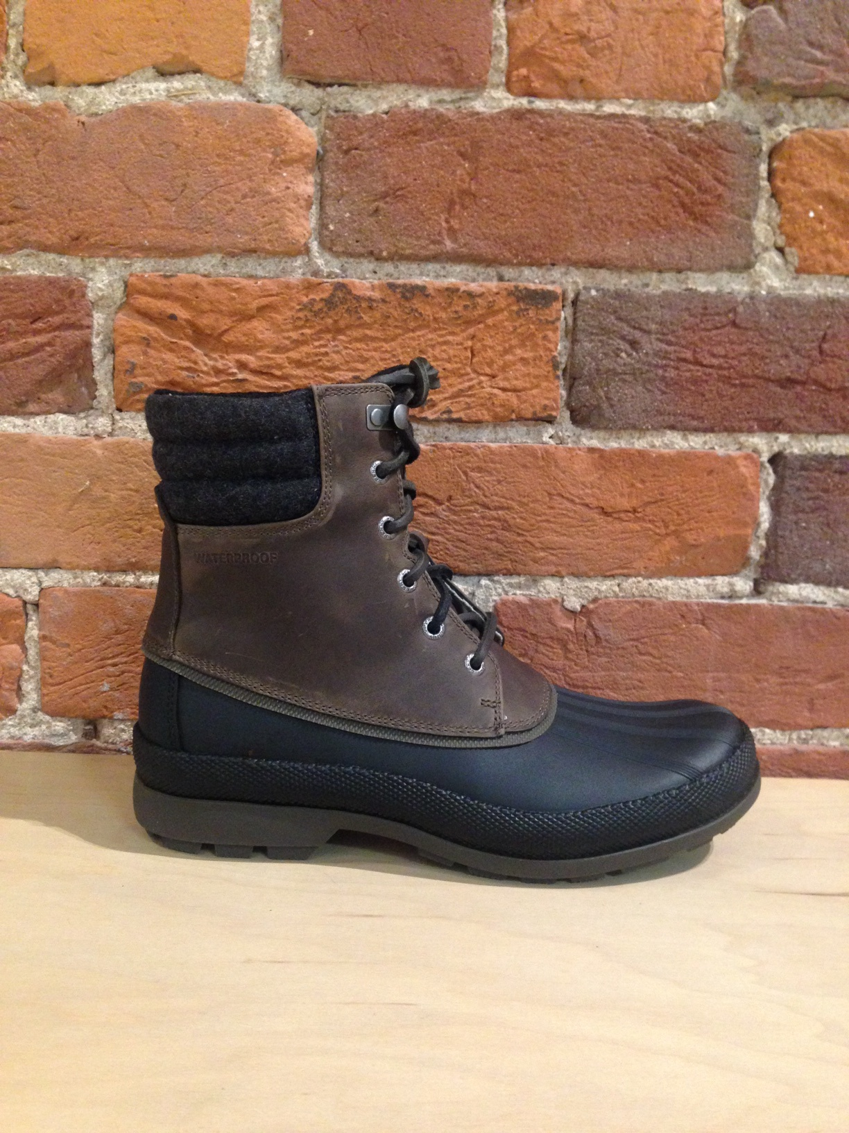 SPERRY - COLD BAY BOOT ICE + IN GREY