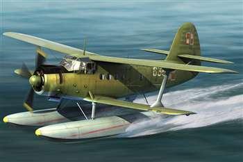 Hobby Boss #81706 1/48 Antonov AN-2W Colt