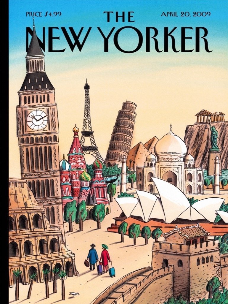 THE NEW YORKER ULTIMATE DESTINATION