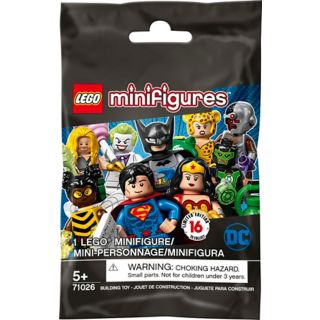 DC SUPER HEROES SERIES BLIIND BAG