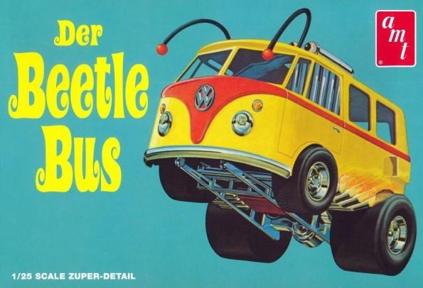 AMT# 992   1/25 Beetle Bus