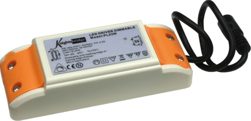 DIMMABLE LED DRIVER FOR USE WITH PL23LED