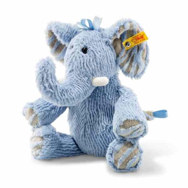 Steiff Earz elephant, blue