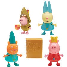 PEPPA STORYTIME FIGURE PACK