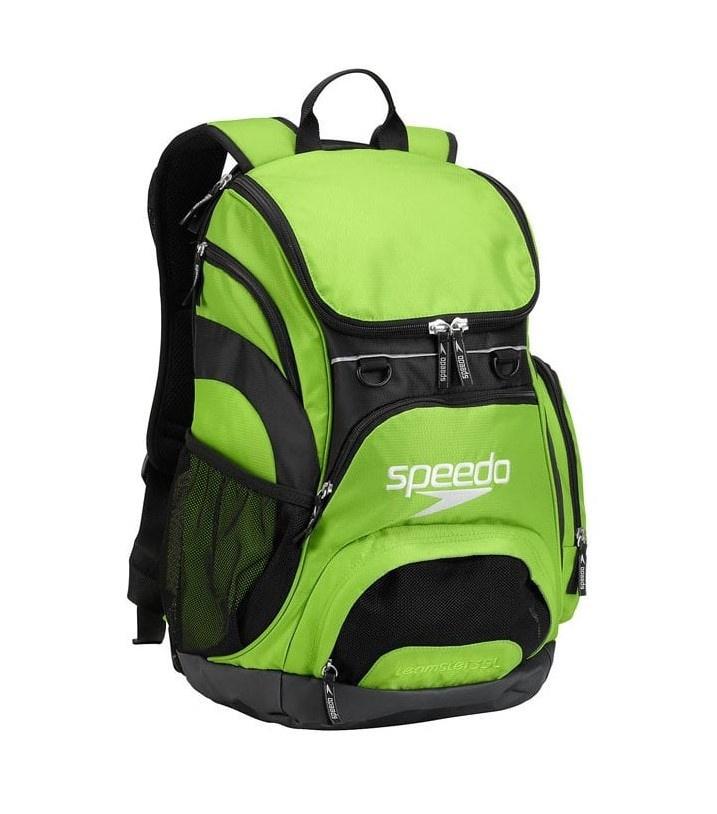 35L USA Teamster Backpack Jasmine Green/Black