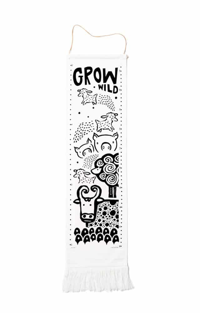 FARM YARD CANVAS GROWTH CHART
