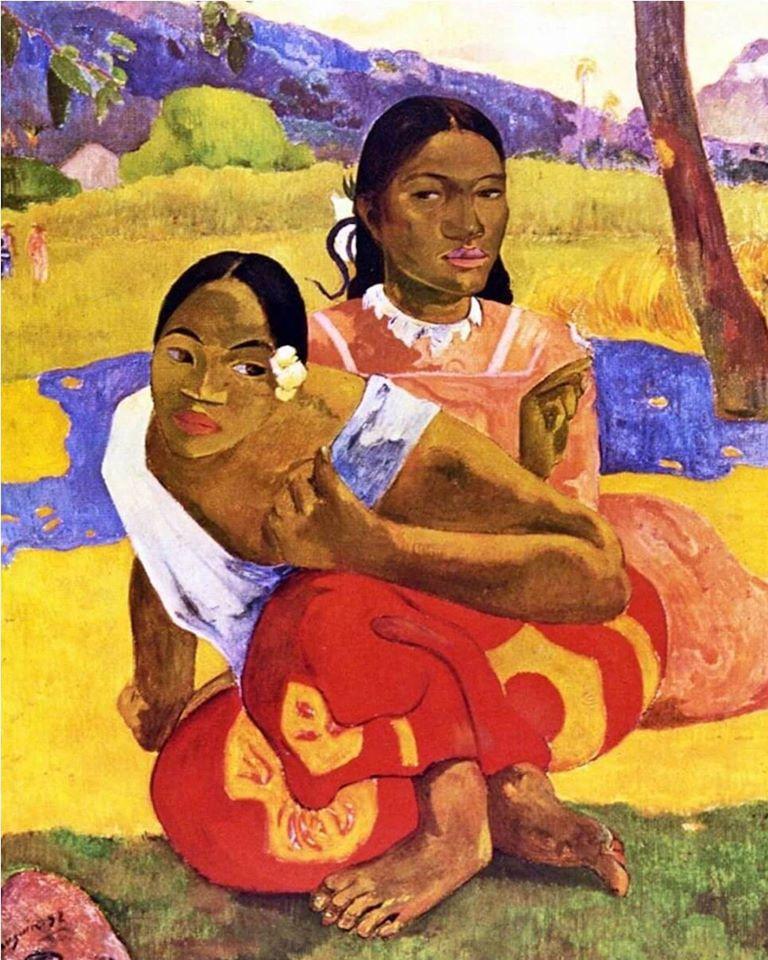 The Art Bar: Gauguin - 'Tahiti Sounds Nice' Saturday January 11 -  6.30 pm -9.30 pm