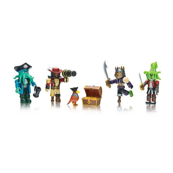 ROBLOX PIRATE SHOWDOWN MIX & MATCH SET