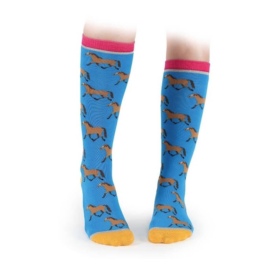 Shires Horse Everyday Socks