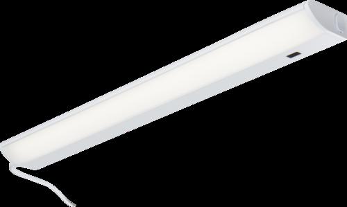 230V 12W LED Linkable Striplight with Motion Sensor (562mm) 4000K
