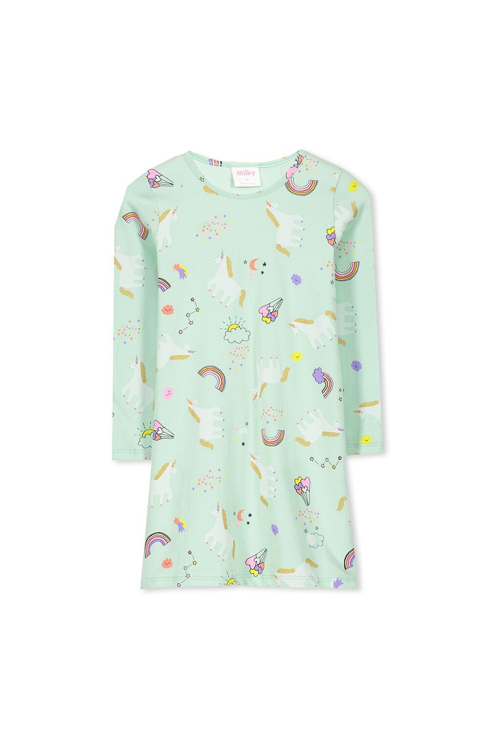 Milky UNICORN NIGHTIE