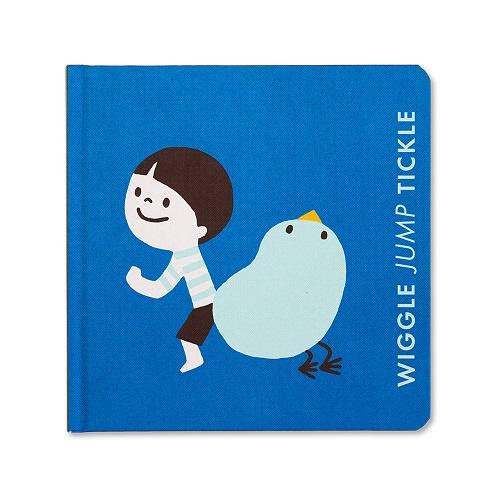 Wiggle Jump Tickle Book
