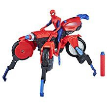SPIDER-MAN 3 IN 1 SPIDER CYCLE