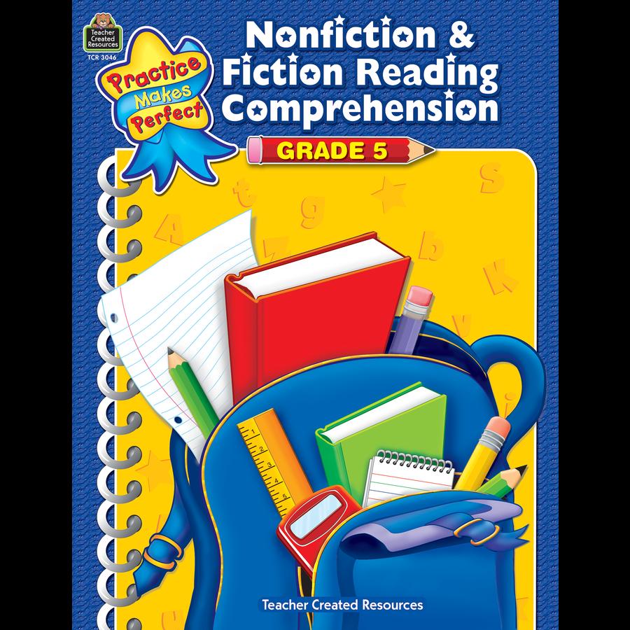 TCR 3046 NONFICTION AND FICTION READING COMP GR 5