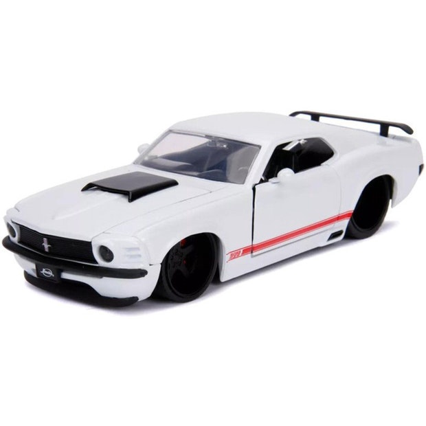 Jada #30534 1/24 1970 Ford Mustang Boss 429