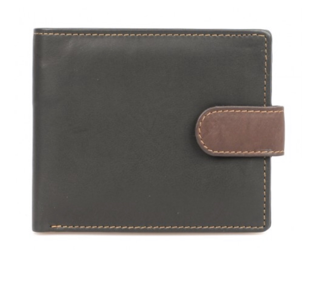 Luke Mens Leather Wallet