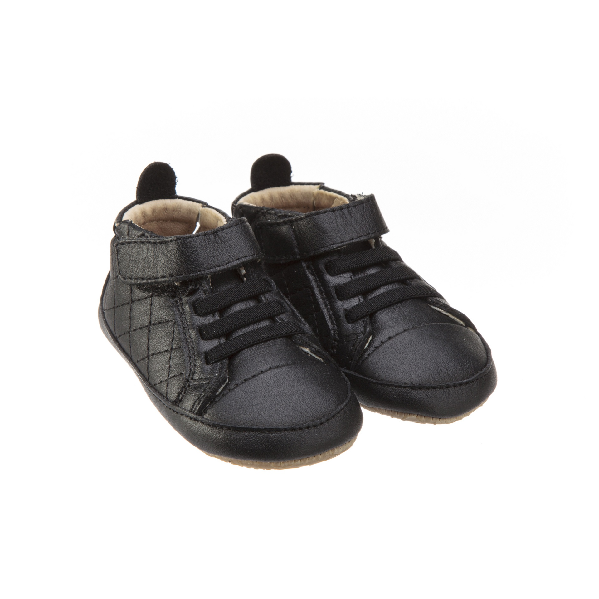 Old Soles Quilt Bambini Black