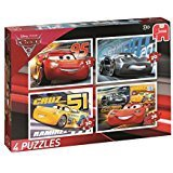 CARS 3 4 IN A BOX PUZZLES