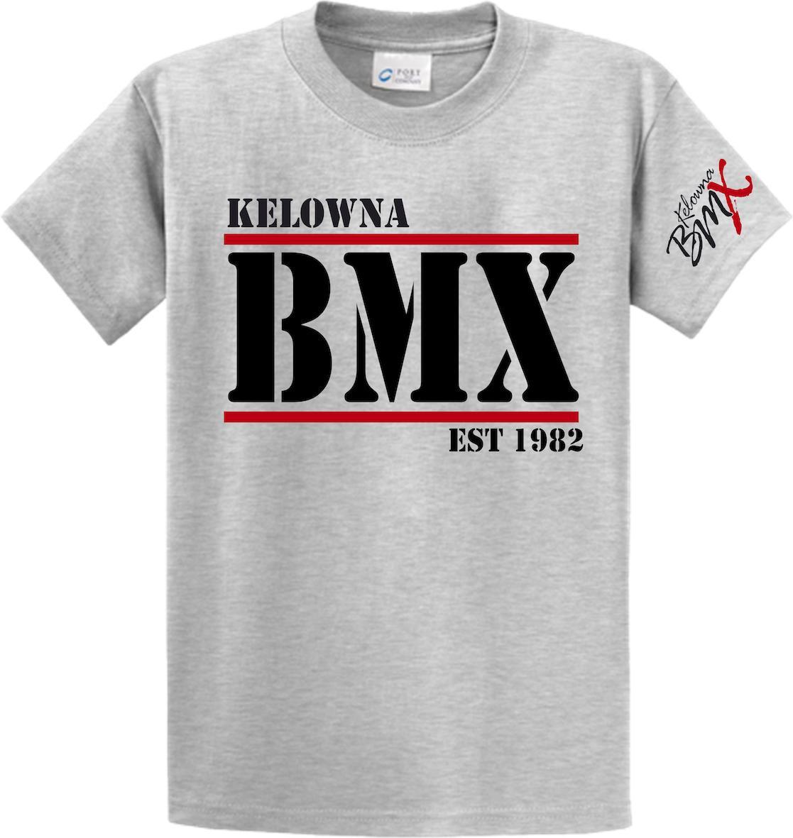 Kelowna BMX Cotton Tee