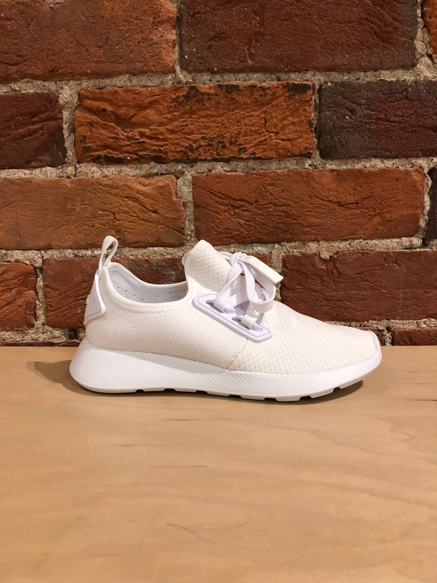 PEOPLE FOOTWEAR - THE WALDO KNIT IN YETI WHITE/YETI WHITE