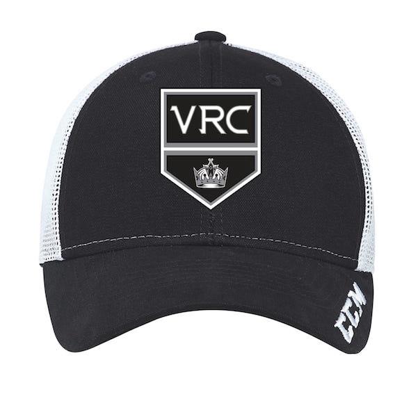 CCM SnapBack Trucker Hat-VRC Shield Logo