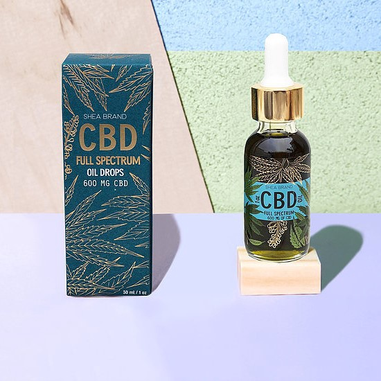 CBD Full Spectrum Oil Drops